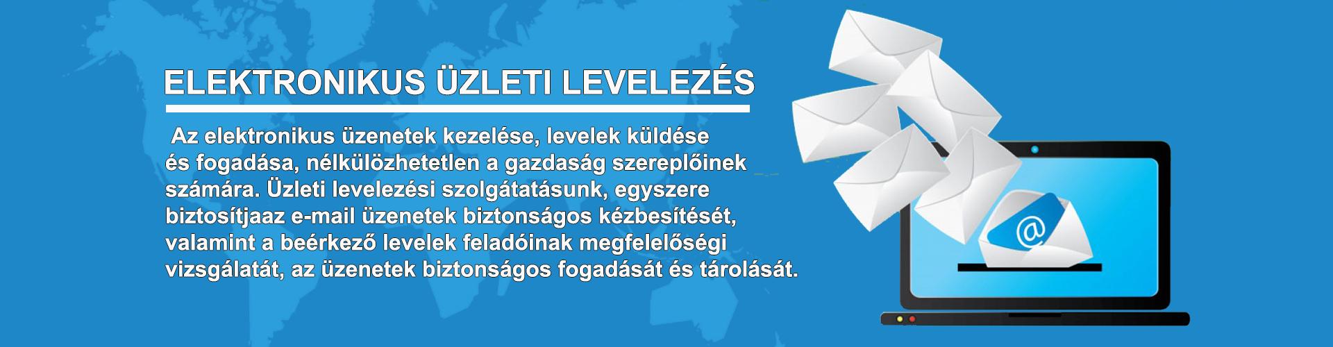 Elektronikus üzleti levelezés