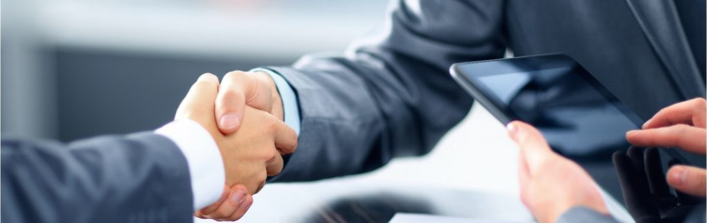 Üzleti partnereink